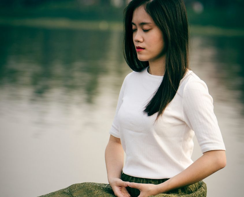 Meditació, ioga i relaxació a l'Ateneu