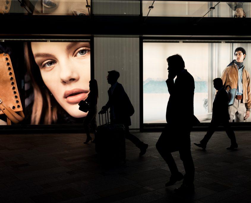 Urban advert