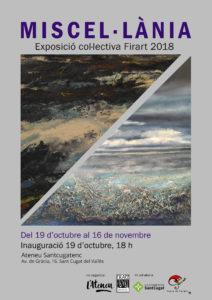 Exposició 'Miscel·lània', de Firart a l'Ateneu