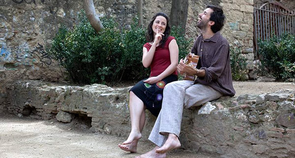 Sofia Ribeiro i Bartolomeo Barenghi