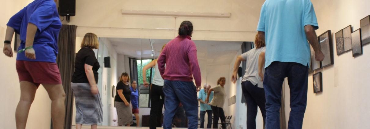 Ball dirigit, taller de l'Espai de Lleure de l'Ateneu