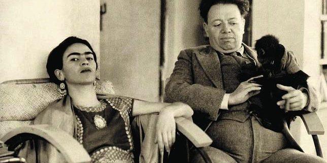 Frida Khalo i Diego Rivera