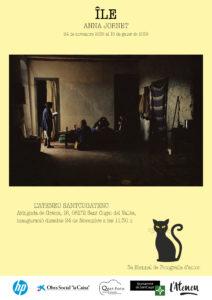 Exposició 'Île', d'Anna Jornet a l'Ateneu, al novembre 2018
