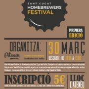 Sant Cugat Homebrewers Festival Ateneu Santcugatenc