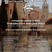 Lluís Ribas al Cercle d'Arts de l'Ateneu