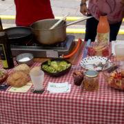 Tallers de cuina al Mercat de Pagès