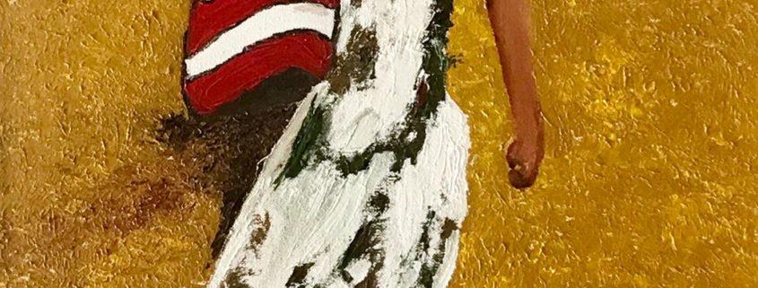 Pintura d'Encarnita Frigols