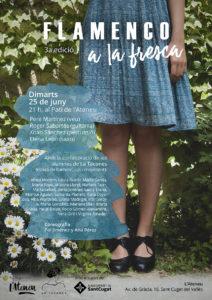 Flamenco a la fresca 2019