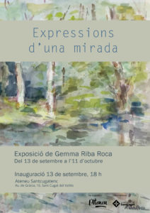 Exposició Gemma Riba