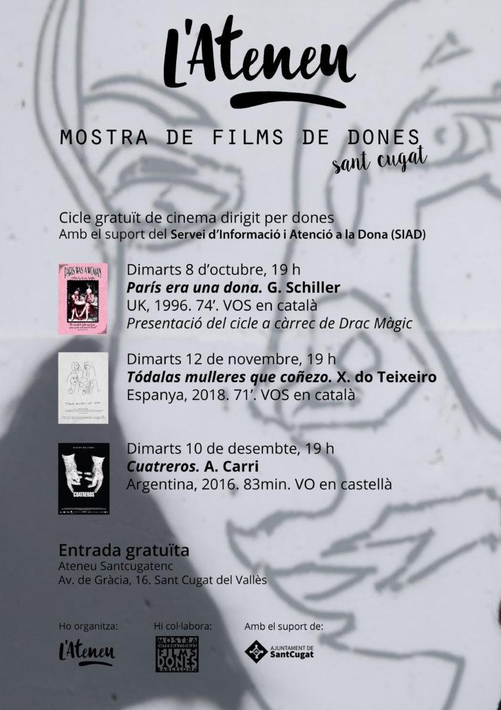 Mostra de films de dones de Sant Cugat