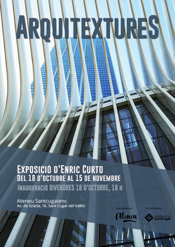 Arquitextures, d'Enric Curto