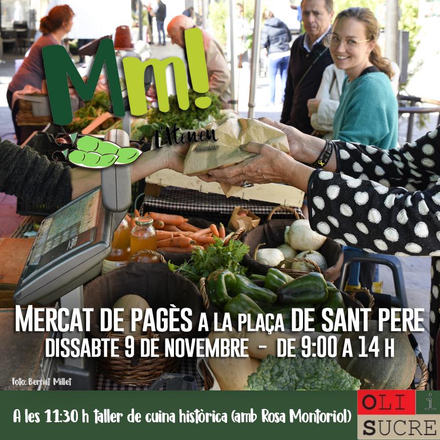 191109 - Mercat de Pagès+ cuina