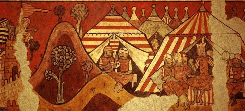Edat mitjana trovadors cavallers