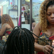 Chez jolie coiffure mostra film