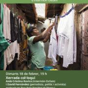 Xerrada Intermon Oxfam