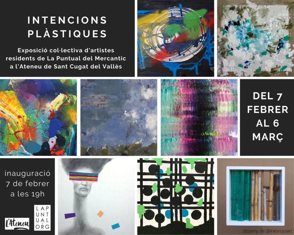 Expo Intencions Plàstiques La Puntual