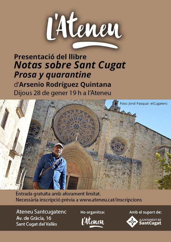 Arsenio Rodríguez Notas Sant Cugat